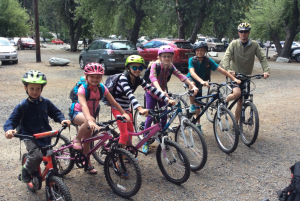 Field Trip with kids at Yosemite Wawona Charter School - courtesy Chad Andrews 2015