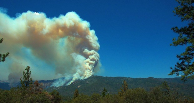July 29 Willow Fire VI by Jimmy Quilter
