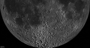 Full moon CROPPED NASA