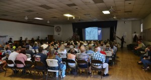 Town Hall meeting on Willow Fire 8-1-15