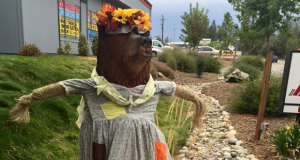 Oakhurst Scarecrows 2015 Sullivans CROPPED II Tire Pros