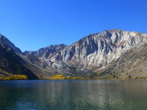 Lunch Spot at Convict Lake