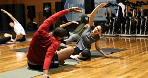 Virginia Eaton Bootcamp Madness CROPPED Snol stretching