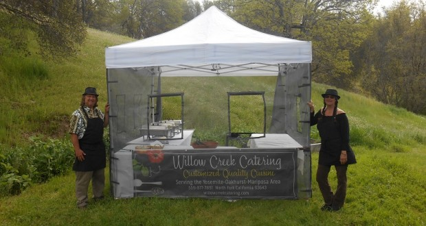 Willow creek catering grand opening friday sierra news for Lodge at willow creek