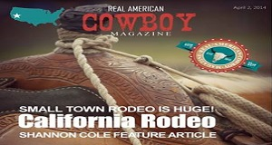 Real American Cowboy Squeezed