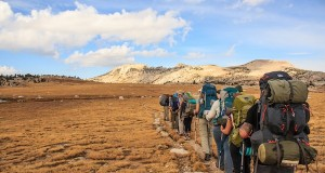 Backpack Yosemite's eastern high country during a Yosemite Conservancy Outdoor Adventure - photo Katrin Hintermeier