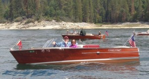 Bass Lake Classic Boat Show - photo courtesy Bass Lake Lions Club