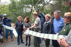 Ribbon Cutting - photo courtesy San Francisco Zoo and Marianne Hale