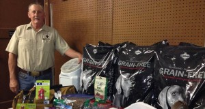 Michael Steen of Graydon Kennels suggests a go-bag for safe evacuation of your pets