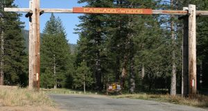 Cascadel Woods Gate