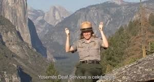 Deaf Services Yosemite