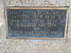 exact-center-of-california-plaque