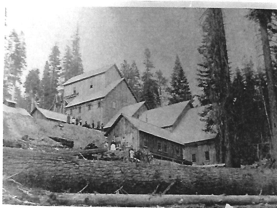 History Mystery #47 Star Mine mill circa 1888
