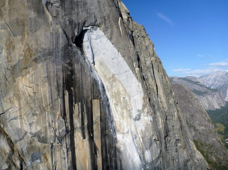 Rock climber falls in Yosemite Park in third incident in one week