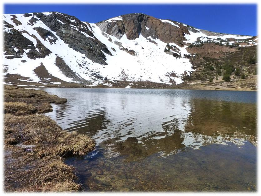 Mono Trail to Spillway and Helen Lakes 12