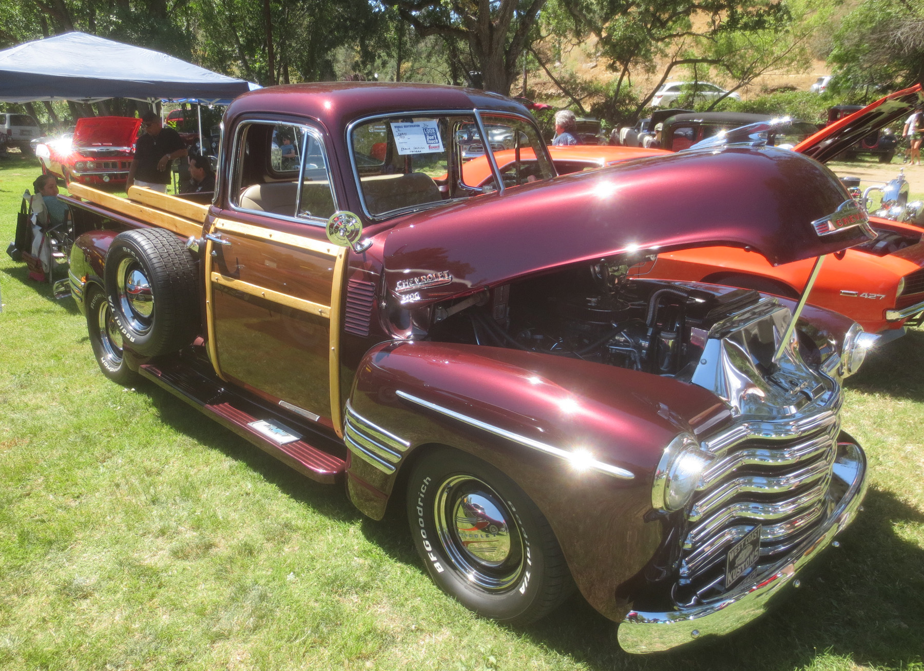 Coarsegold Car Show-35