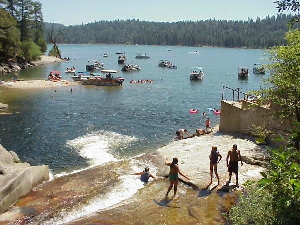 History Of Bass Lake Sierra News Online