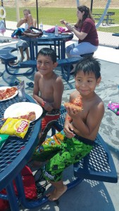 BBBS Summer Splash in Oakhurst 2015 at YHS Pool