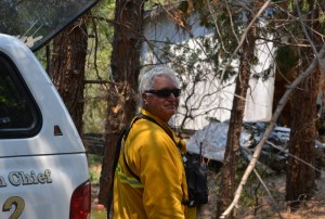 Battalion Chief and Strike Team Leader Don Bier - Fresno City Fire