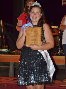 Heather Lutz crowned 2015 Loggers Jamboree Queen