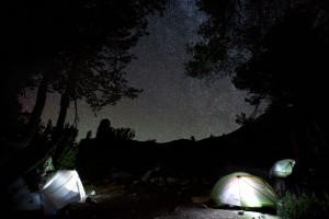 Pika Lake Camping photo by Dark Sky Photography