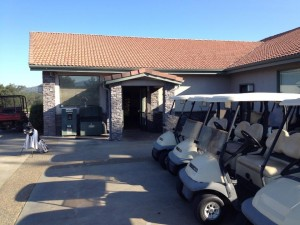 Sierra Meadows Golf Course and Country Club ready to roll out - photo by Dave Briley