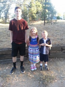 Dylan is a Sophomore at YHS, Taylor in 3rd grade and Jackson is in Kindergarten at OES (Stephanie Harlan Bullock)