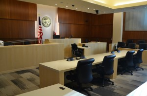 New Courtroom