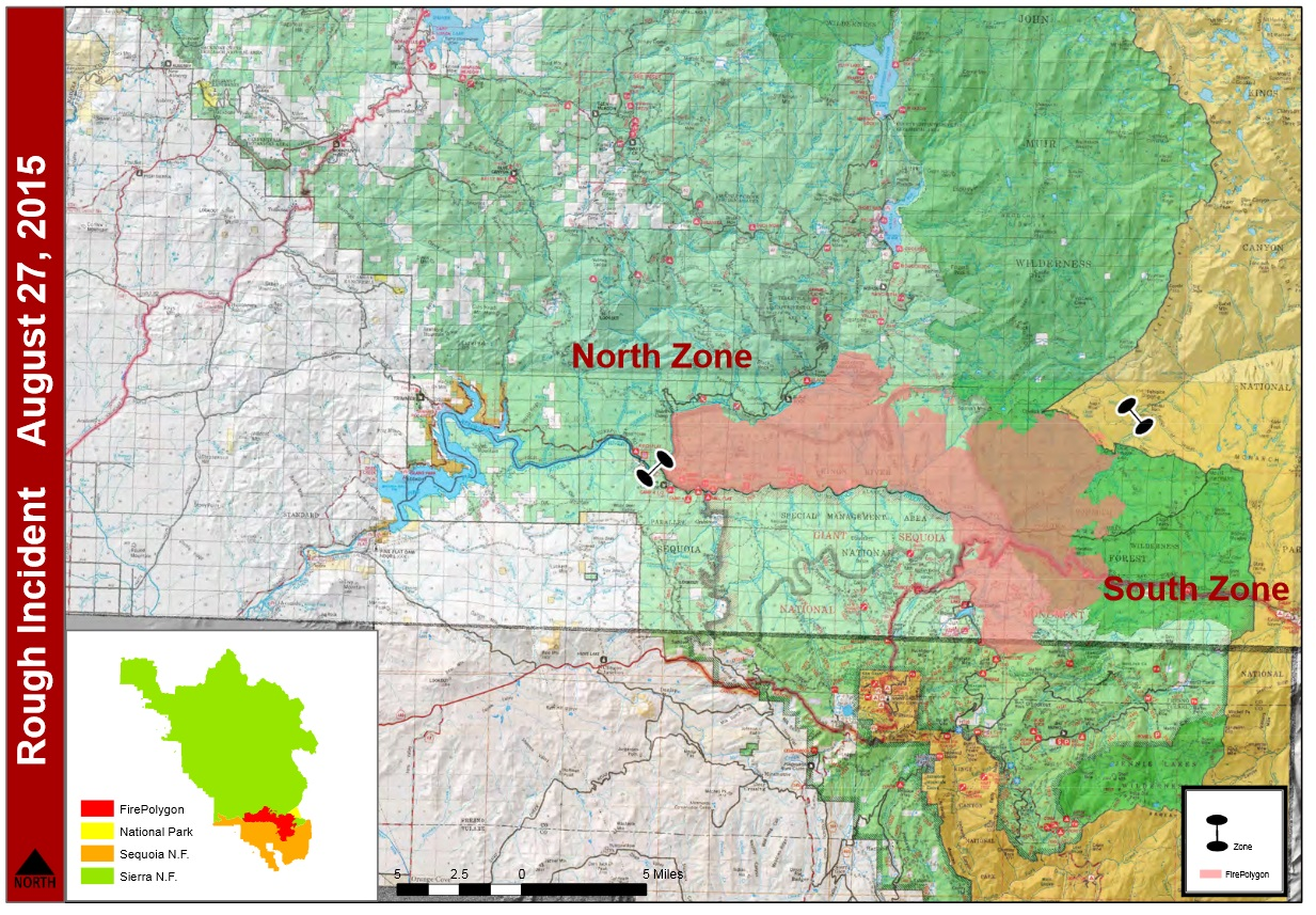 Rough Fire progression map 8-27-15 (4)