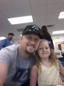 Submitted by Buck Scroggs 1st day of school 2015