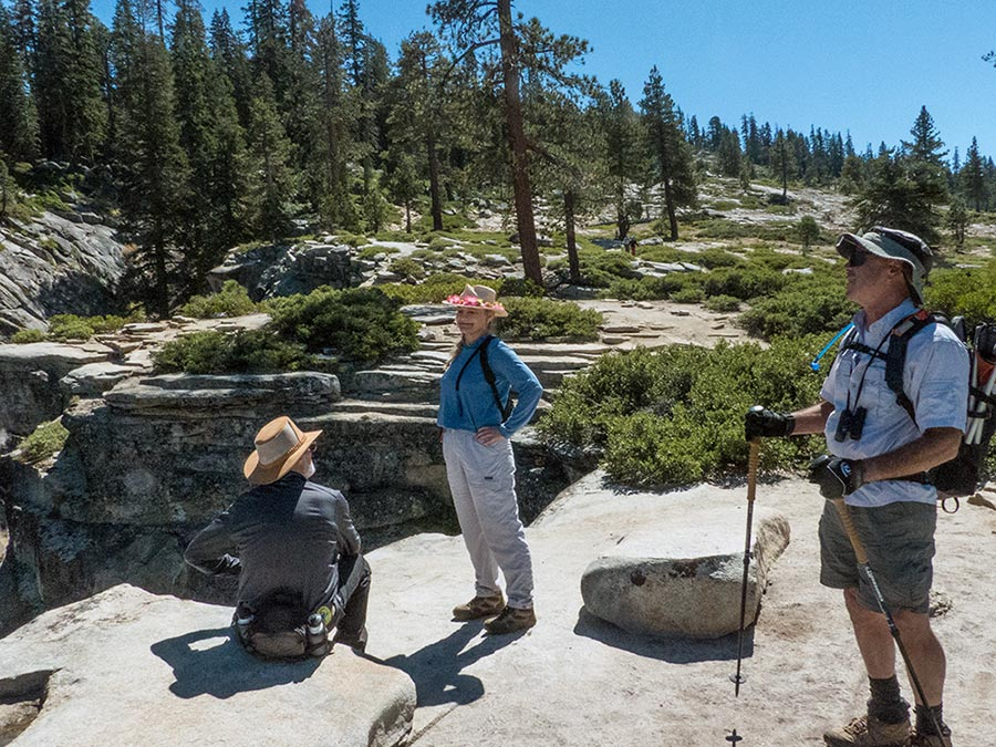 At The Fissures - photo by Keith Sauer