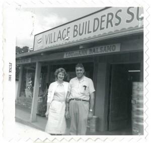 Village Builders Supply - photo courtesy Lynnette Balsamo Jordan