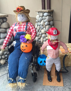 Oakhurst Scarecrows 2015 Oakhurst Physical Therapy