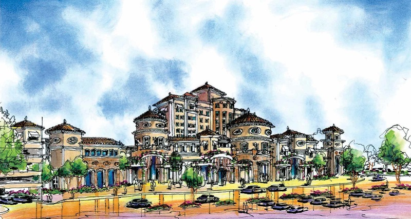 Supervisors Fire Back At Bill Aimed At Mono Casino Project