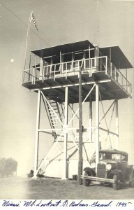 Yosemite High Sierra Forest Fire Lookout Association Miami_1945