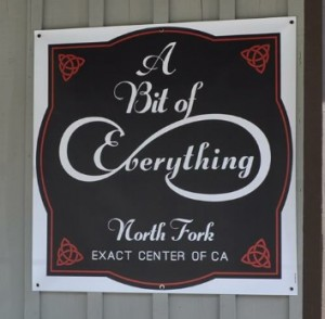 A Bit Of Everything sign