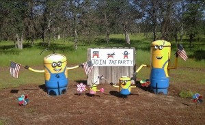 Join the Party Sminions