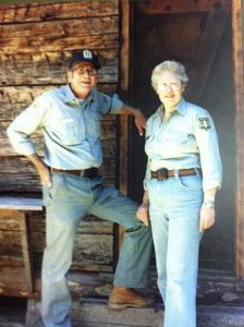 Brenda Negley's grandparents John and Marge Hawksworth by Desmond Quon