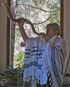 Jewish High Holidays - photo courtesy Susan Rappaport