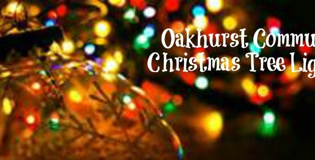 Christmas In Oakhurst Ca 2020 Oakhurst Christmas Tree Lighting Event |