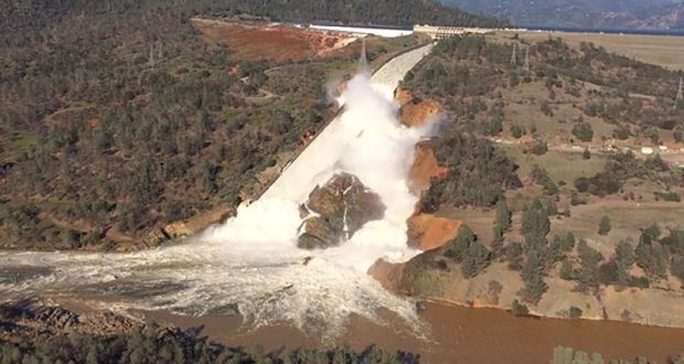 Local Firefighters Ready To Assist With Oroville Dam