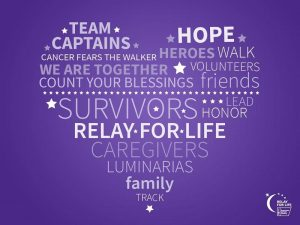 """Relay For Life: """"Together, We Can Beat Our Biggest Rival ..."""
