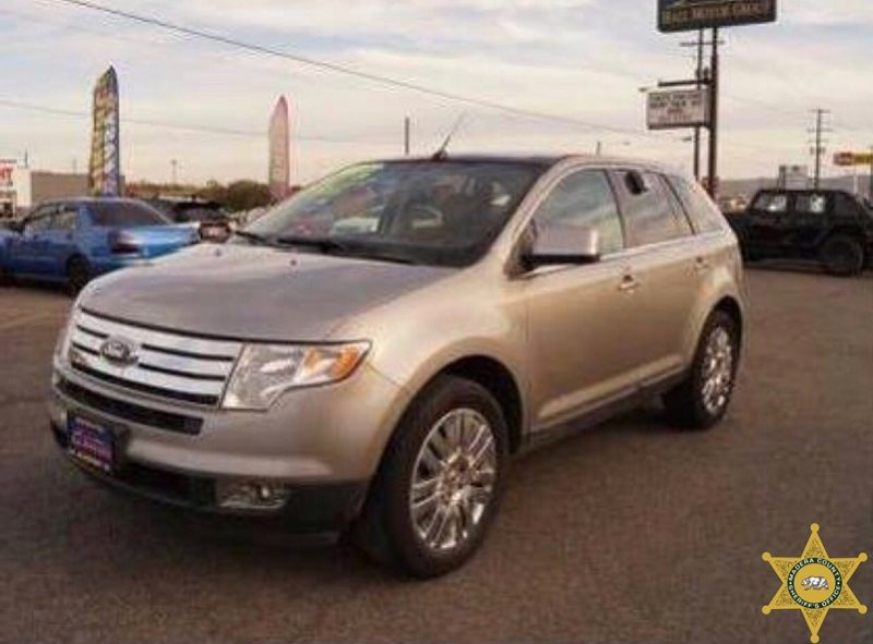 Ford Edge Similar To One Viviana Is Driving