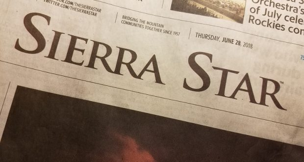 Sierra Star Newspaper Closes Oakhurst Office After 60 Years