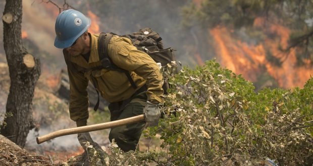 Ferguson Fire Now 46,675 Acres, Closure Of Yosemite Valley Extended ...