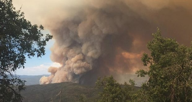 Ferguson Fire Now 1,000 Acres, More Evacuations Ordered | Sierra ...