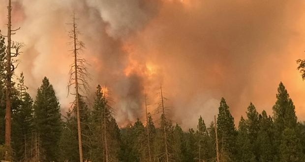 Ferguson Fire Grows To Over 21,000 Acres, Thunderstorms Possible ...
