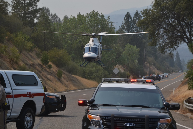 Fatal Accident Closes Road 222 East Of Old Corral | Sierra