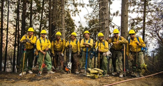 Ferguson Fire 82 Percent Contained, Date Set To Reopen Yosemite ...