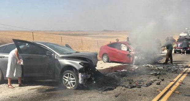 Victims Of Fatal Accident On Highway 145 Identified | Sierra News Online